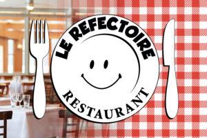logo du restaurant «Le Refectoire»