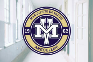 logo lycée «Marguerite de Valois»