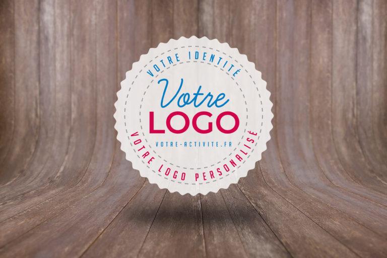 votre logo personnalisé