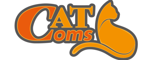 CatComs logo